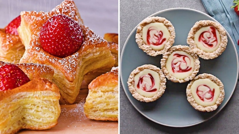 Its time to fall in love with these 5 puff pastry creations I Dessert by So Yummy