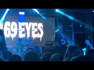 The 69 eyes - live. usa, даллас, техас – gas monkey bar n' grill [6.05.2019].
