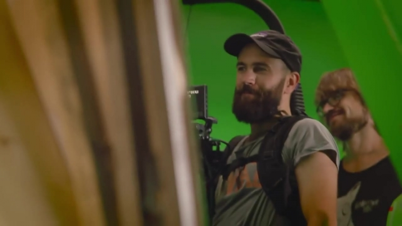 «Призрак»_ Как снимают на зеленом фоне кино с Бондарчуком