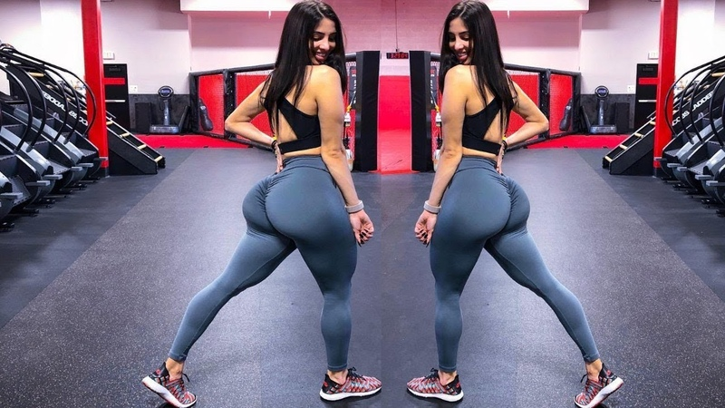 DREAM BODY IN GYM - Wake up the Glutes