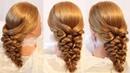 Широкая коса Прогрессия Авторские причёски Лена Роговая Hairstyles by REM Copyright ©