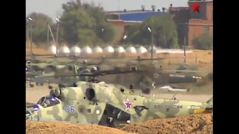 СУ-34, МИГ-29, КА-52, МИ-28, аэродром Приволжский, ЦЕНТР-2011