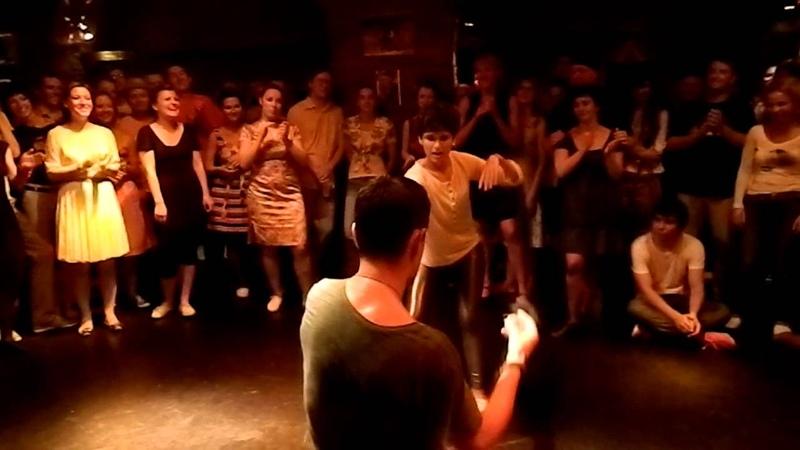 Fedor Dance 2012