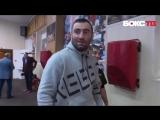 Мурат Гассиев. Один день из жизни чемпиона мира по боксу.