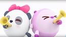 Малышарики - Танцем и поём! новая серия - «Привет!»- Песенка для малышей