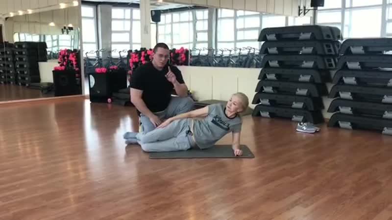 Упражнения для укрепления