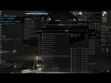 [RU] EVE Online Альфа Строитель #005 Л2 курьерки. Осилим?