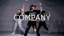 Tinashe - Company   JIYOUNG choreography   Prepix Dance Studio