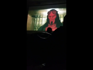 Трейлер «Хеллбоя» с NYCC