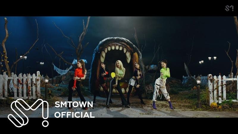 Red Velvet 레드벨벳 'RBB (Really Bad Boy) (English Ver.)' MV