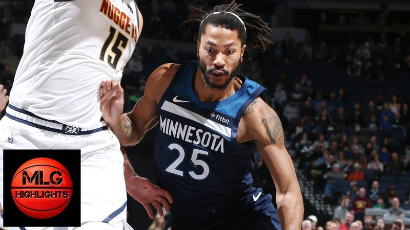 Minnesota Timberwolves vs Denver Nuggets Full Game Highlights | 11.21.2018, NBA Season
