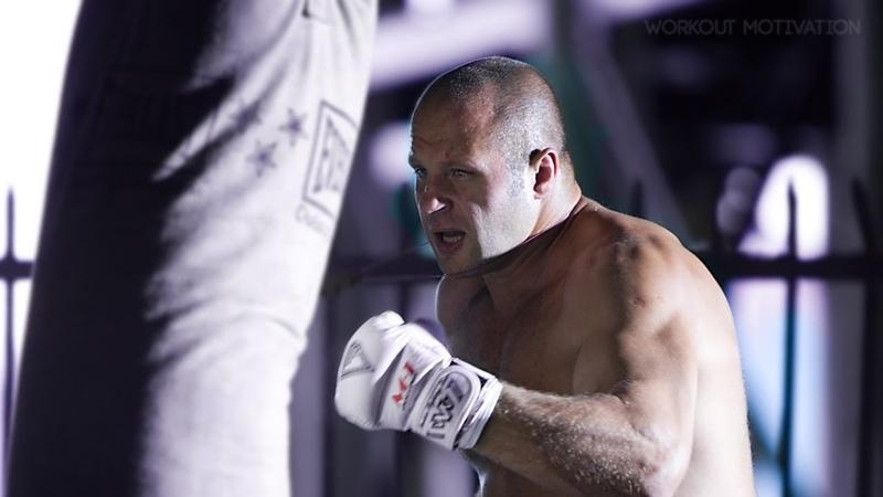 Best Fedor Emelianenko Training Motivation 2017