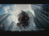 Blender: Разрушение большого городского здания