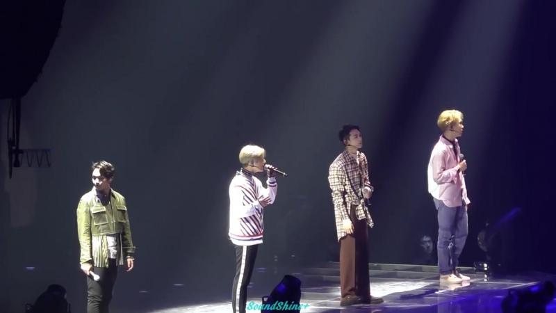 180218 Replay [SHINee WORLD THE BEST 2018~FROM NOW ON~] Osaka