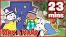 Max Ruby: Ruby's Lemonade Stand / Ruby's Rummage Sale / Ruby's Magic Act - Ep. 12