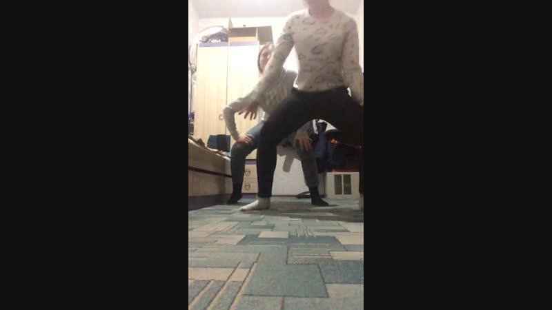 Карейские танцы (дикий запад)😂☝🏻