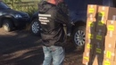 На Одещині правоохоронці затримали вантаж сигарет