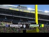 NCAAF 2018 Week 07 (7) Washington Huskies - (17) Oregon Ducks 1H EN