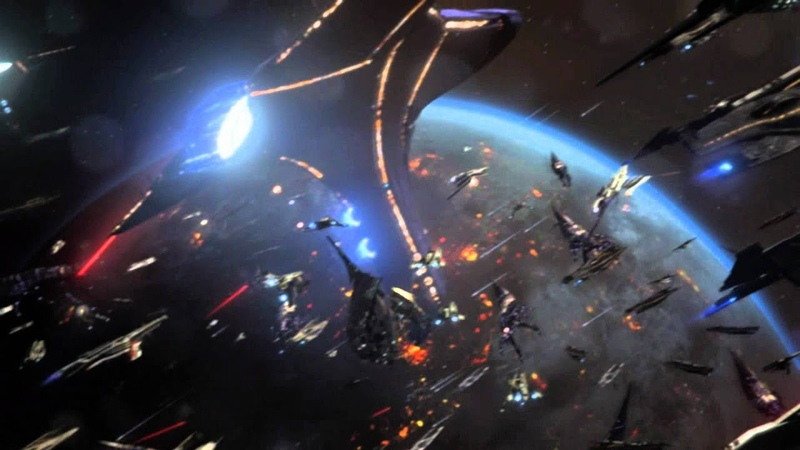 Mass Effect 3 - LAST STAND Fan Trailer [HD]