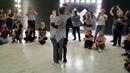OK Urban Kiz Afterclass Improvisation | Africana Birthday Weekend | Krasnodar RU | 10 March 2018