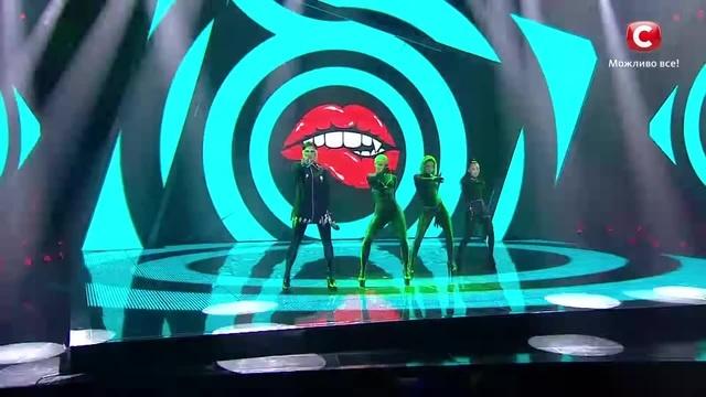 MARUV Siren Song Национальный отбор на Евровидение 2019 Первый полуфинал