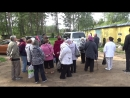 Экскурсия ветеранов Большой Ижоры на форт Красная горка. 1 часть