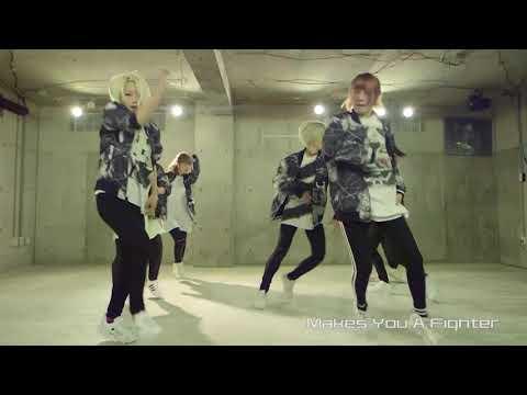 みうめ217しゃばすてATY Makes You a Fighterを踊ってみた NG SCENE