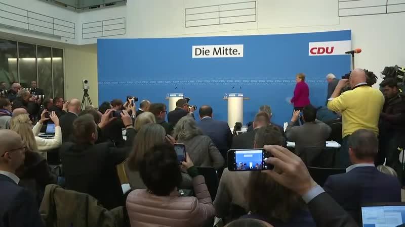 Меркель не станет больше баллотироваться в канцлеры Германии