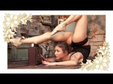 Russian female Contortionist