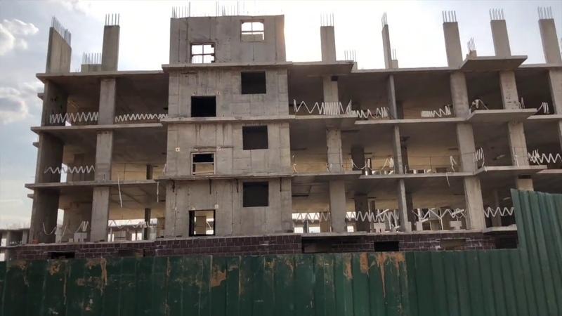 Отчет по строительству дома 20 ЖК Пятницкие Кварталы от 08.09.2018