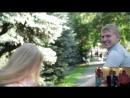 Дима и Кристина - родителям (на банкете)
