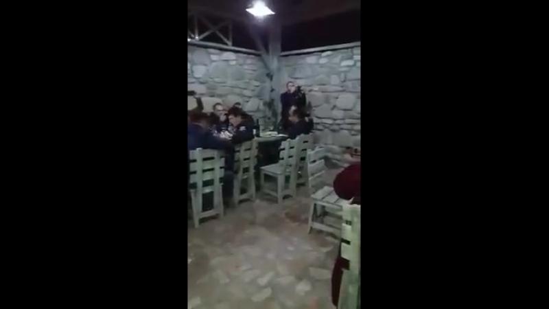 Georgia Voyage Вечер Грузинской кухни и фольклора