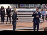 Calum Scott und Ilse DeLange You Are The Reason ZDF-Fernsehgarten 21.05.2018
