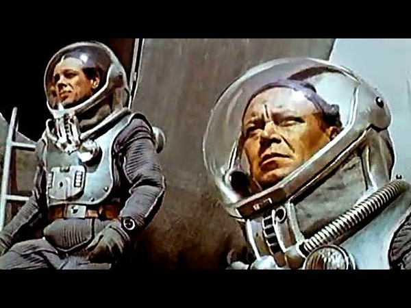 VOYAGE TO THE PREHISTORIC PLANET Full Science Fiction Movie Basil Rathbone English HD