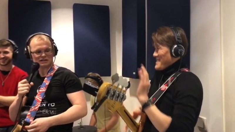 EXOTHERM на Радио Русский Берлин (Teaser)