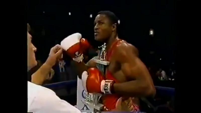 Феликс Савон-лучший боксёр самоучка в мире-Куба!