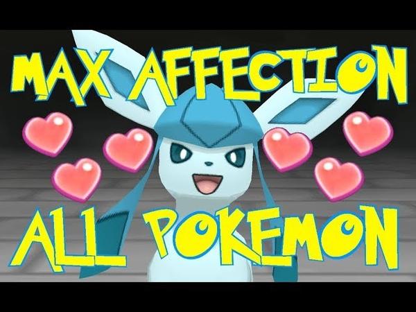 [Eng] Pokémon Refresh - Max Affection (All Pokémon) [1080p60]