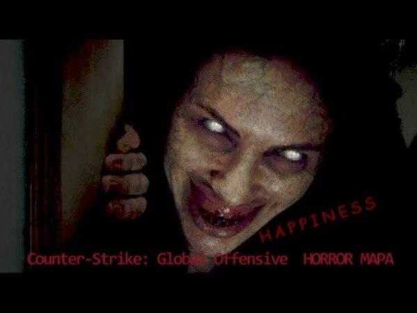 Counter-Strike: Global Offensive HORROR MAPA