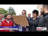 Conferimento a Billie Joe Armstrong dei Green Day della cittadinanza onoraria di Viggiano