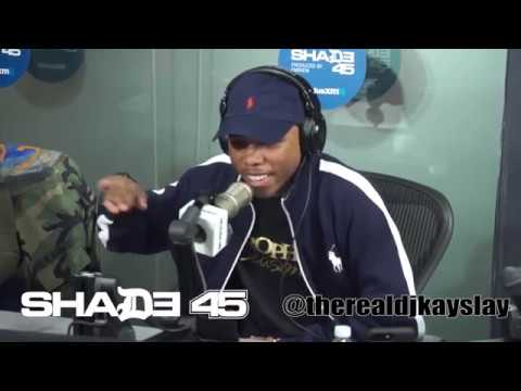 Elijah The Young Prophit - The first 15 year old rapper on shade45 hosted by Dj Kayslay