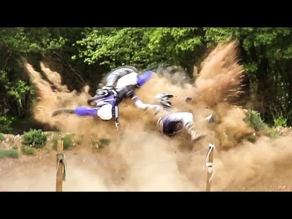 Huge Dirt Bikes Carnage