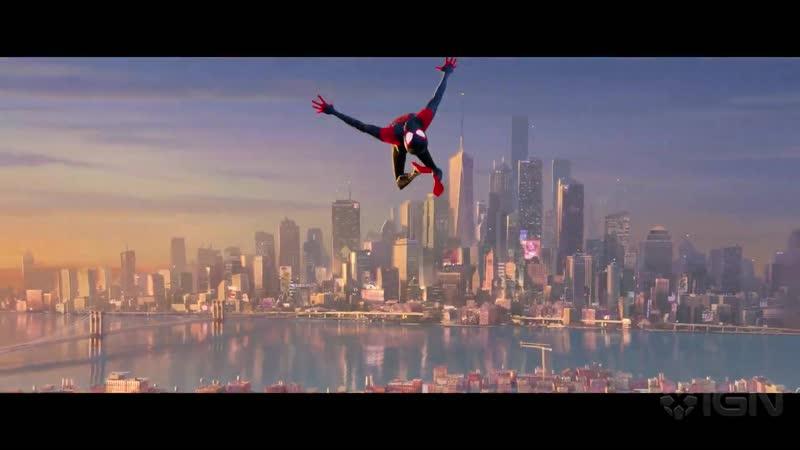 Человек-Паук Через Вселенные - Отрывок