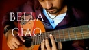 Bella Ciao - Classical Guitar by Luciano Renan