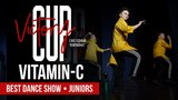 Vitamin-C | Best Dance Show Juniors | VICTORY CUP Dance Championship 2018 | Арена
