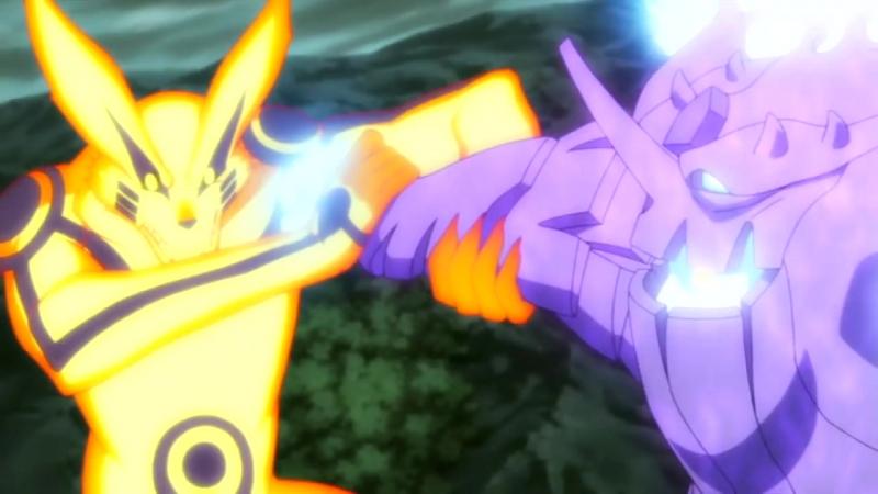 Naruto AMV - Naruto VS Sasuke - Final Battle [Full Fight]