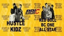 HUSTLE KIDZ vs RED BULL BC ONE ALL STAR | CREW TOP 8 @ 2018 BBIC World Finals Day-3 | LB-PIX