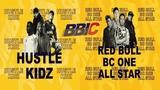 HUSTLE KIDZ vs RED BULL BC ONE ALL STAR CREW TOP 8 @ 2018 BBIC World Finals Day-3 LB-PIX