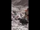 Видео с места атаки боевиков Исламского государства в районе города Махмур 18.