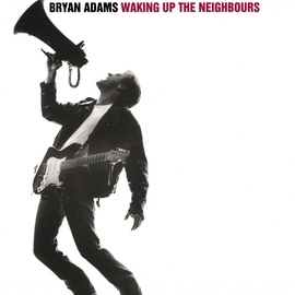 Bryan Adams альбом Waking Up The Neighbours