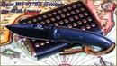 Нож WA-037BK (Sentry) от WITH ARMOUR. Обзор и Тест